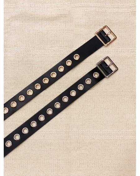 Cintura morbida occhielli